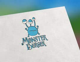 #25 for I wanna make logo for a restaurant,, the restaurant name ( monsters burgers) i post some photos I would like if the logo like thise stuff they looks like what i am imagination for the monster. by islammamdouh