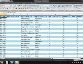 #7 for Data Entry Clerk by bayuaji12
