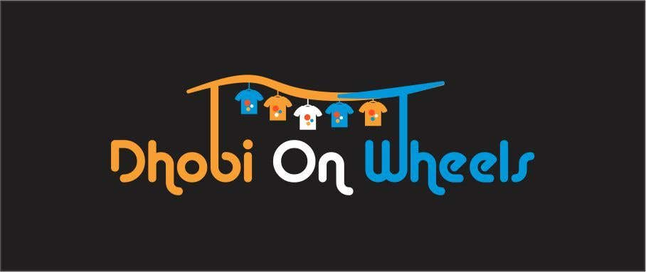 Proposition n°91 du concours Design  a logo for laundry work