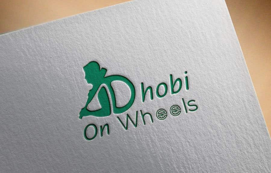 Proposition n°41 du concours Design  a logo for laundry work