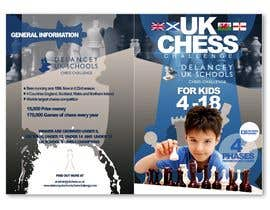 #24 для Flyer and Infographic for Chess Competition от luisanacastro110
