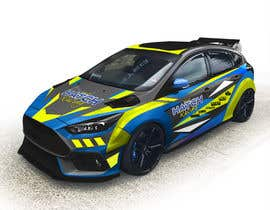 #53 для Rally Car Vehicle Wrap от banduwardhana