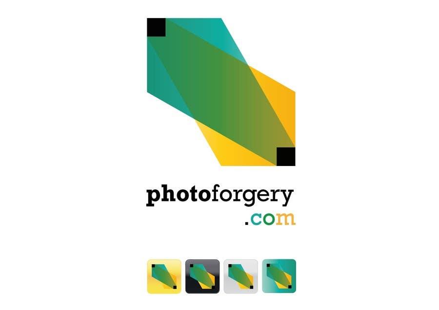Kilpailutyö #106 kilpailussa Logo Design for photoforgery.com
