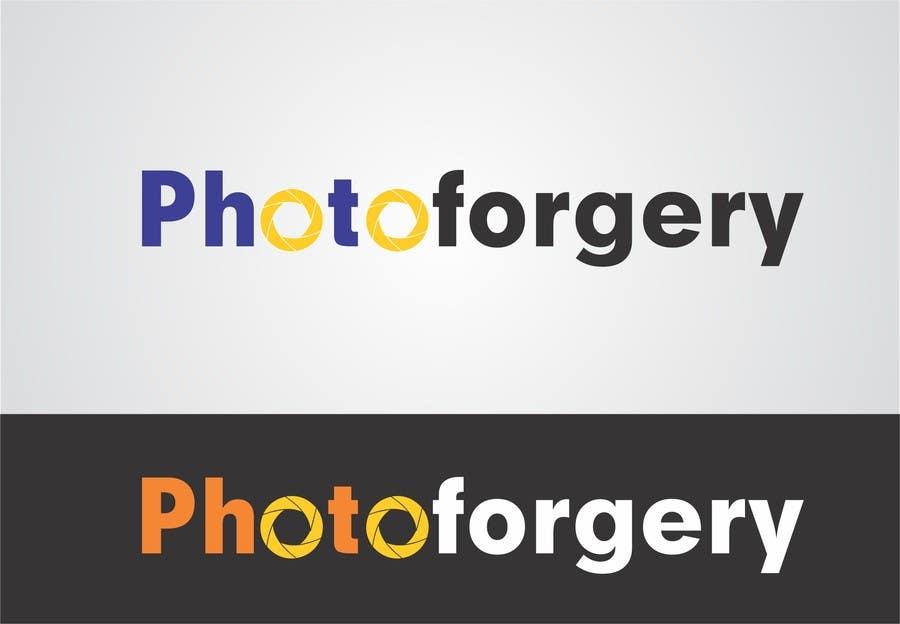 Proposition n°98 du concours Logo Design for photoforgery.com