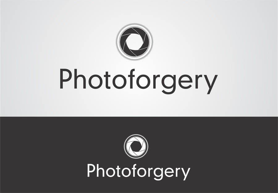 Inscrição nº 103 do Concurso para Logo Design for photoforgery.com