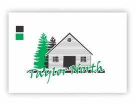 #366 untuk Taylor North Logo oleh gjorgjipetkovski