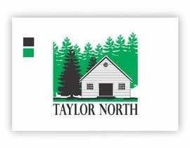 #371 untuk Taylor North Logo oleh gjorgjipetkovski