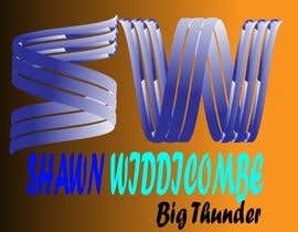 "#11 cho I need a logo designed using my name ""Shawn Widdicombe"" and. ""Big Thunder"" bởi noyun420"