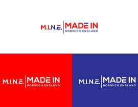 #50 for Design a Made In Norwich England (M.I.N.E.) logo by MOFAZIAL