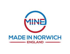 #40 for Design a Made In Norwich England (M.I.N.E.) logo by rajibkhan169486