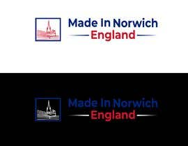 #7 for Design a Made In Norwich England (M.I.N.E.) logo by looterapro01