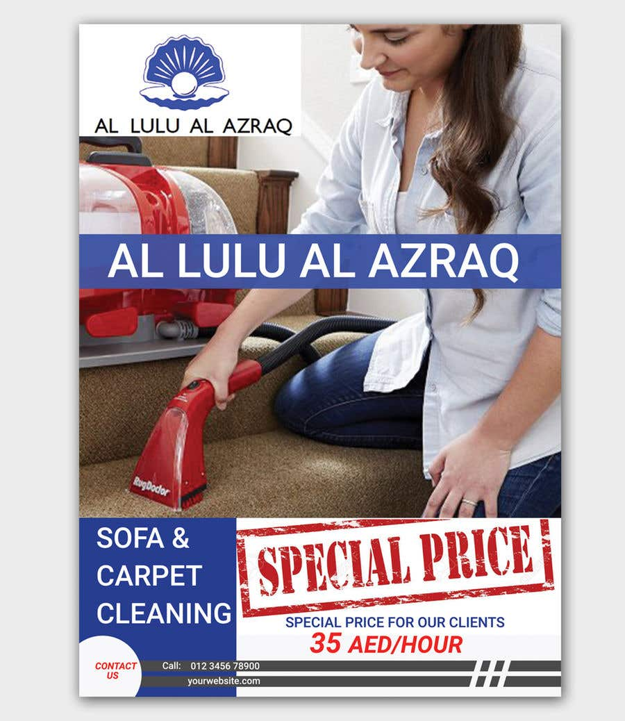 Flyer Rug Doctor Sofa Cleaning