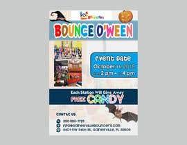 nº 44 pour Children's Bounce House Graphic Design par yunitasarike1