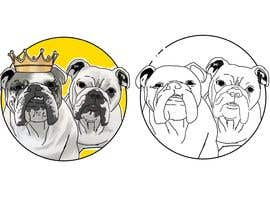 #12 for Design my Bulldog Tattoo! af berragzakariae
