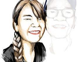 Nro 34 kilpailuun Draw a Caricature käyttäjältä agusgazali