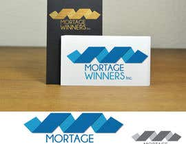 #166 untuk Logo Design for Mortgage Winners Inc. oleh DigiMonkey
