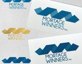 #178 untuk Logo Design for Mortgage Winners Inc. oleh DigiMonkey