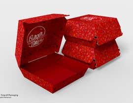 #14 para Design Takeaway Packaging de HussienFawzii