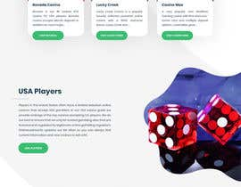 #7 for Wordpress Theme and Casino Website Redesign Contest by TheSRM
