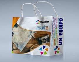 #9 for Diseño de bolsas y carpetas by pherval