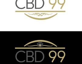#73 for Design a subsiduary logo for CBD 99 af nayan007009