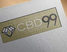 #88 for Design a subsiduary logo for CBD 99 af Liruman