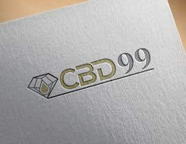 #59 for Design a subsiduary logo for CBD 99 af Designermisty