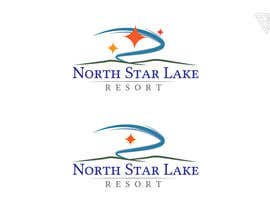 #59 cho Logo Design for A northwoods resort in Minnesota USA called North Star Lake Resort bởi Ferrignoadv