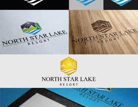 LuisMiguel93 tarafından Logo Design for A northwoods resort in Minnesota USA called North Star Lake Resort için no 18