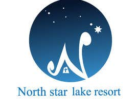 #123 para Logo Design for A northwoods resort in Minnesota USA called North Star Lake Resort por razvansichim