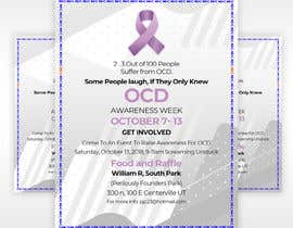 #21 for Flyer for OCD awarness week by logocubic