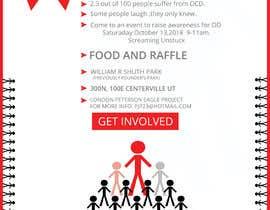 #25 for Flyer for OCD awarness week by UmerFarooq889k