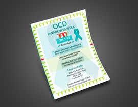 #24 for Flyer for OCD awarness week by ashfia24