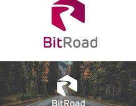 "#34 untuk Design Logo For Cryptocurrency exchange with name ""Bit Road"" oleh Greenvic"