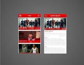 #25 untuk I need a UI Design for my new app oleh skippadouza