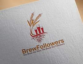#4 for Design a brewery social marketing company logo by akthersharmin768