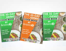 #7 untuk I need someone to design a Ebook Cover for a ketogenic diet book. oleh sixtyninestudios