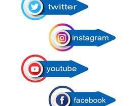 #52 para Design some banner icons for Twitch.Tv por AngonHaque
