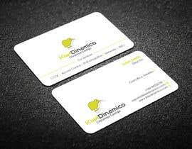 Nro 401 kilpailuun Kiwi Business Card Design käyttäjältä Sheikhashik