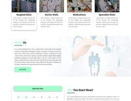 nº 34 pour Design my Landing page + Function Design par webhazrat