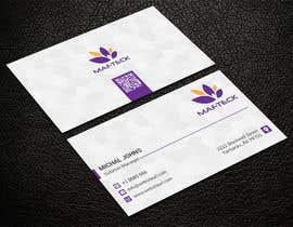 #344 for Design me a business card layout af krishno11