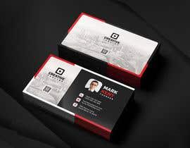 #347 for Design me a business card layout af diptisamant84