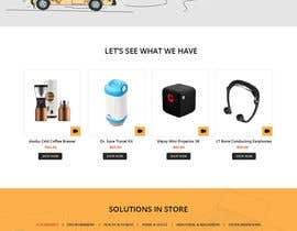 #15 for ecommerce website home page redesign af eClickApps