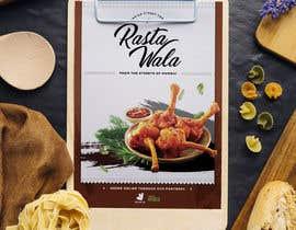 Nro 25 kilpailuun Create a double sided full colour A5 takeout food menu. käyttäjältä imtt93