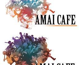 #114 для Design a logo for anime cafe (Amai Cafe) от Apolys