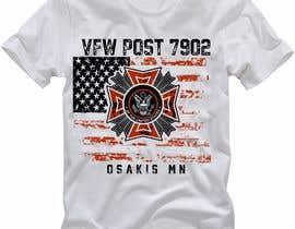 #66 untuk VFW T-Shirt Design oleh elitesniper