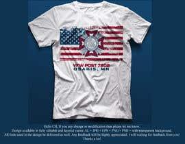 #55 untuk VFW T-Shirt Design oleh sohel675678