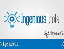 #212 para Logo Design for Ingenious Tools por akshaydesai