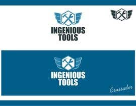 #72 para Logo Design for Ingenious Tools por Crussader