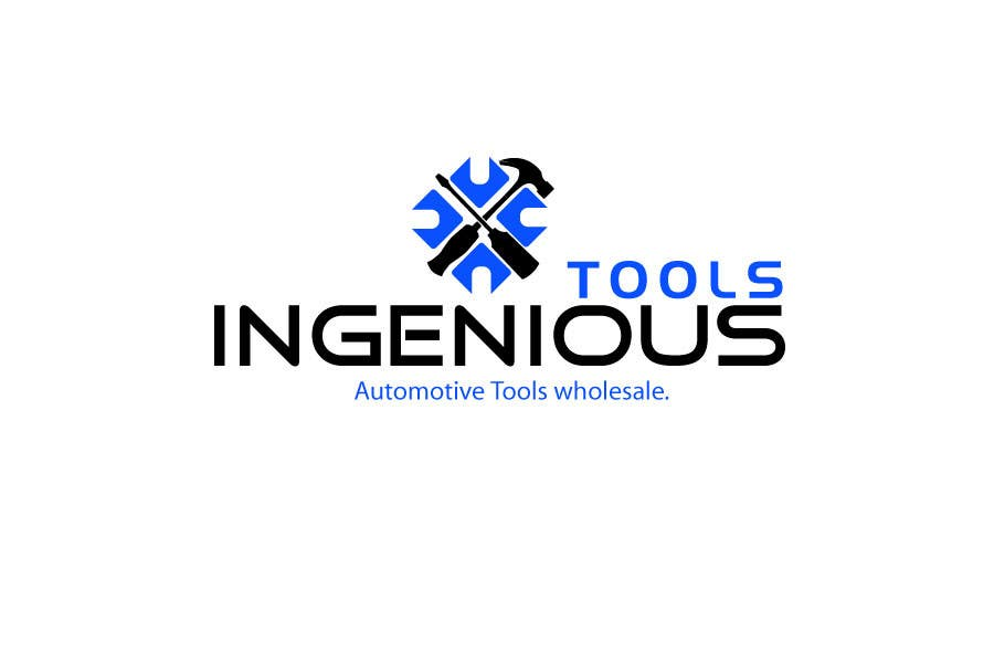 Entry 3 By Woow7 For Logo Design For Ingenious Tools